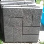 Изготавливаем тротуарную плитку и формы под нее самостоятельно