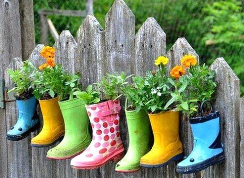 Что можно сделать своими руками в сад и огород 616