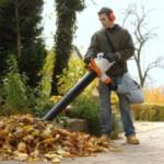 Выбираем садовый пылесос-воздуходувку