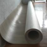 Как правильно положить линолеум на деревянный и бетонный пол?