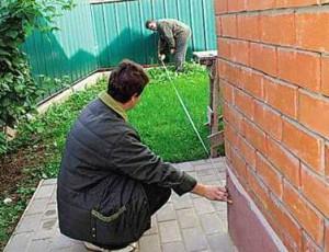 Межа между соседями нормы