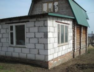Крыльцо к дому своими руками из блоков