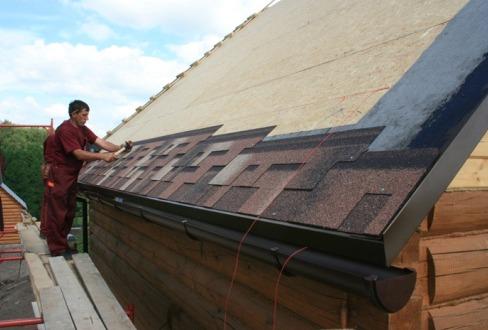 Как правильно сделать обрешетку крыши фото 281