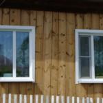 Выбираем недорогие окна для дачи и устанавливаем их своими руками