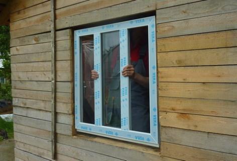 Окна и двери для дачи