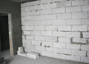 Как сделать перегородку из блоков фото 552