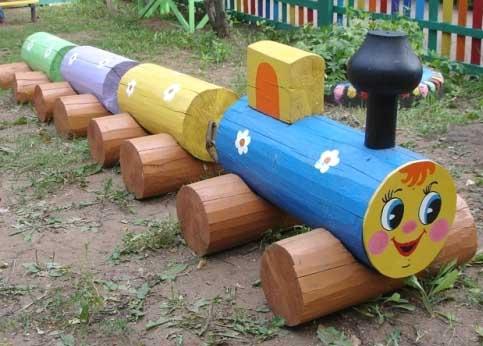 Поделки из досок своими руками для детского сада