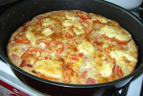 что можно приготовить быстро и вкусно из картошки и яиц