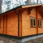 Как и чем покрасить деревянный дом внутри и снаружи?