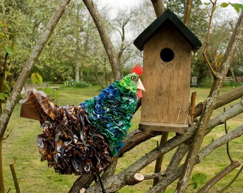 Скворечники (домики для птиц) своими руками