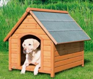 Как сделать будку для собаки своими руками: чертежи 51