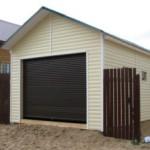 Из чего лучше и дешевле построить гараж на даче?