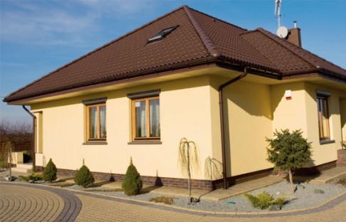 образцы покраски фасадов домов фото