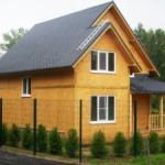 Дома из СИП панелей: особенности строительства, достоинства и недостатки