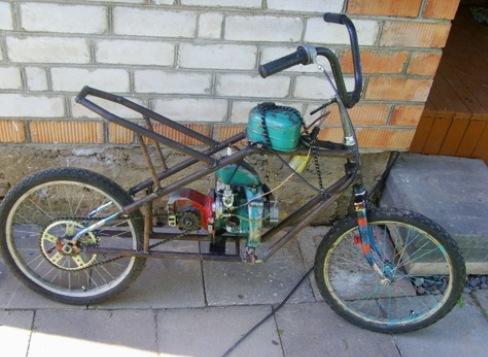 Мотор для велосипеда своими руками 6