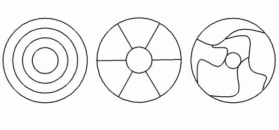 Ниже представлен план клумбы