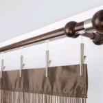 Виды карнизов для штор и их использование в интерьере
