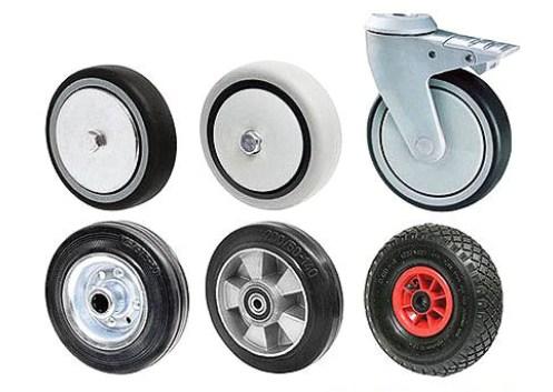 Как сделать колёса для тачки 792