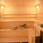 Чем и как правильно обшить баню изнутри?