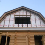 Как сделать мансардную крышу: устройство и конструкция стропильной системы