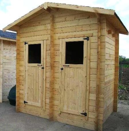 Туалет с хозблоком для дачи построить своими руками