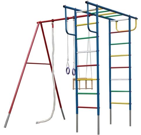 детские спортивно игровые комплексы для дачи