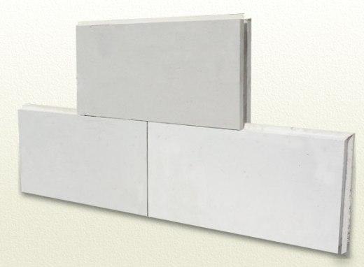 Material za notranje predelne stene
