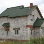 Внутренняя и наружная отделка дома из пеноблоков или газобетона