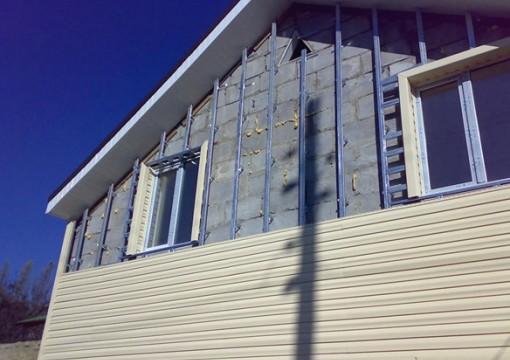Пластик под кирпич для отделки фасадов