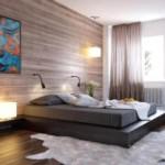 Отделка стен ламинатом: варианты дизайна, монтаж своими руками