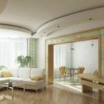 Разнообразие видов и вариантов дизайна потолков из гипсокартона