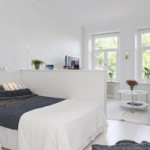 Зонирование и дизайн интерьера гостиной-спальни в одной комнате