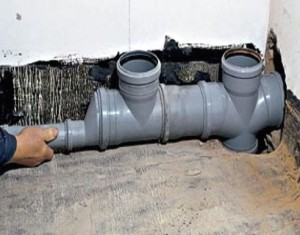 Провести канализацию в частный дом своими руками