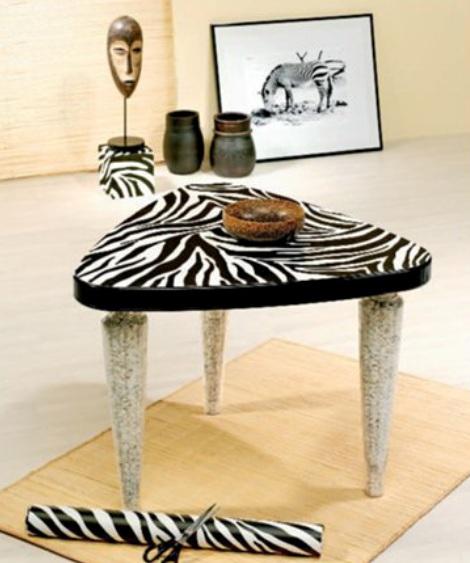 интерьерная наклейка на мебель