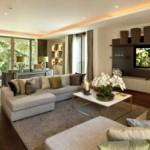 Продумываем зонирование и дизайн интерьера комнаты 18 кв.м.