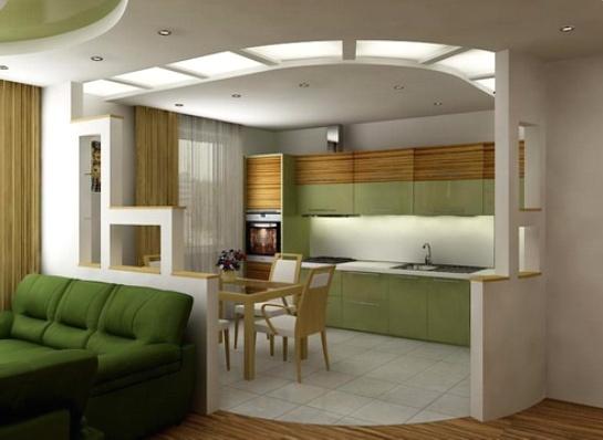 Дизайн комнаты 18 кв м в однокомнатной