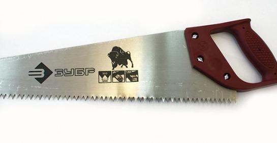 Виды ножовок