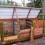 Устройство садового компостера на даче своими руками