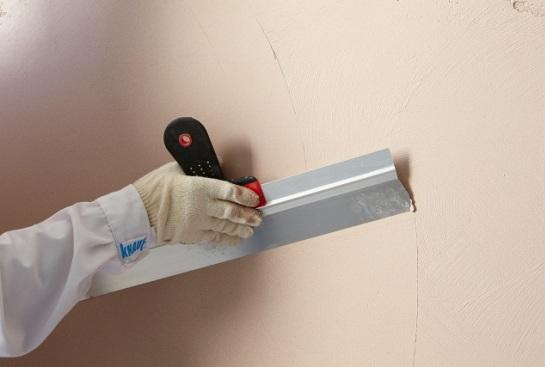 Надо ли шпаклевать стены после ротбанда