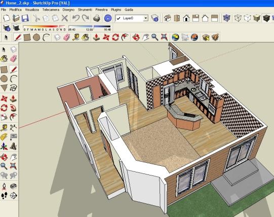 Программа для 3d проектирования домов скачать