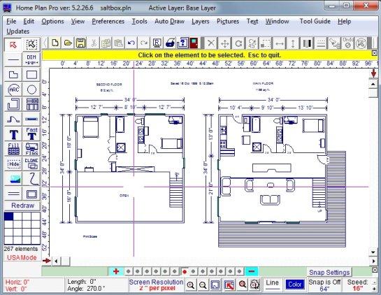 Скачать простая программа проектирования каркасных домов
