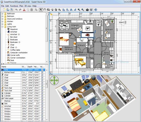 Простая программа проектирования каркасных домов