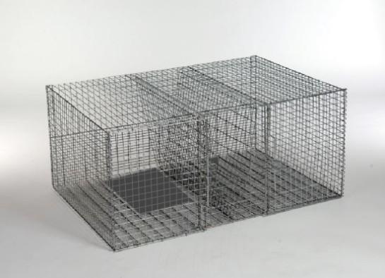 Модульная металлическая клетка