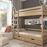 Детские двухъярусные кровати: примеры дизайна и изготовление своими руками