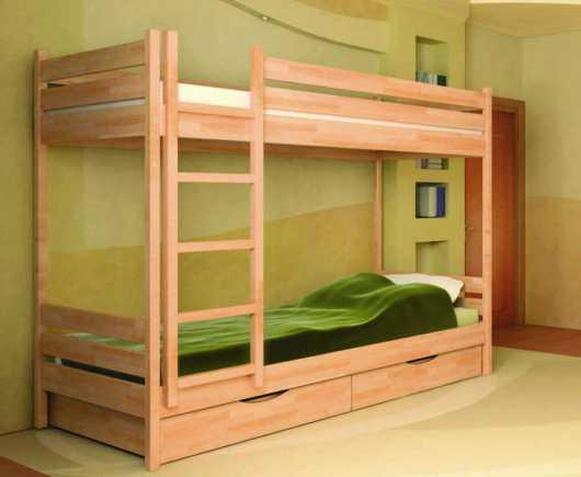 Фото двухъярусная кровать своими руками