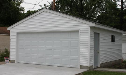 Каркасный гараж цена