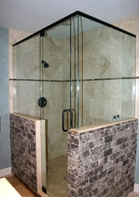Как построить душ своими руками дешево и красиво в квартире