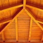 Вальмовая крыша: устройство стропильной системы и монтаж конструкции