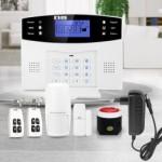 Системы охранной GSM сигнализации — надежная защита дома и дачи от воров