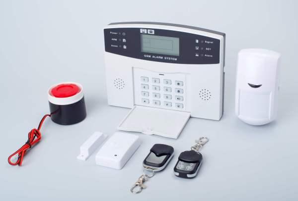 Как подключить сигнализацию дома